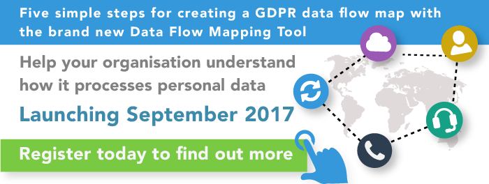 Coming Soon - Data Flow Mapping Tool
