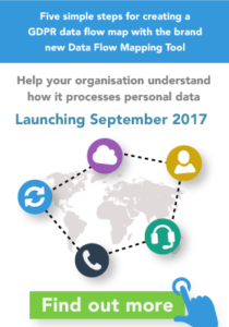 Data Flow Mapping Tool GDPR Compliance - Coming Soon