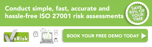 ISO 27001 risk assessments: The problem with using