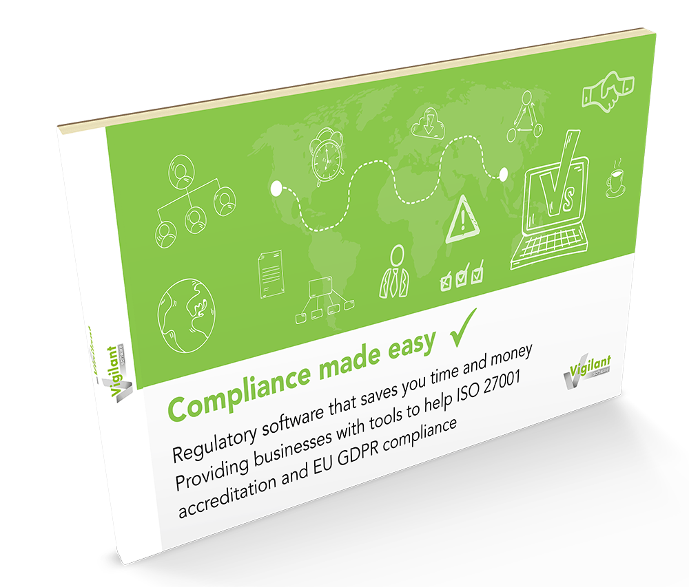 Vigilant Software - Compliance Made Easy eBook
