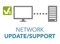 vsRisk™ Network-enabled Product Support and Update Package